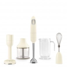 SMEG Hand Blender With Accessories Cream