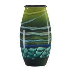 Poole Pottery Maya 36cm Manhattan Vase