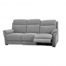 Nara 3.5 Seater Electric Reclining Sofa Fabric