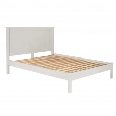 Epping King Chunky Bedstead Grey