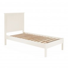 Epping King Bedstead Ivory