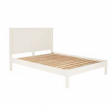 Epping King Chunky Bedstead Ivory