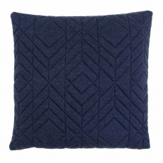 Paoletti Conran Cushion 45cm x 45cm Denim