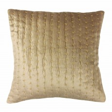 Paoletti Moonlight Cushion 50cm x 50cm Champagne