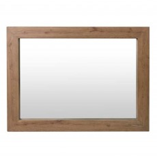 Dale Wall Mirror Grey Oak