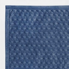 Scatter Box Astrid Throw 240cm x 240cm Royal Blue