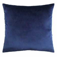Scatter Box Halo Cushion 45cm x 45cm Navy