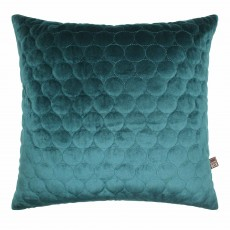 Scatter Box Halo Cushion 45cm x 45cm Teal