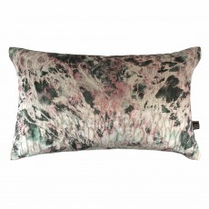 Scatter Box Aristo Cushion 35cm x 50cm Blush/Sage
