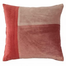 Scatter Box Turner Cushion 43cm x 43cm Rose