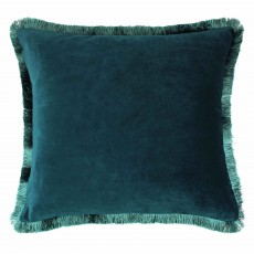 Scatter Box Quinn Cushion 43cm x 43cm Teal