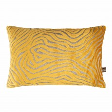 Scatter Box Lana Cushion 35cm x 50cm Yellow