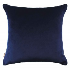 Scatter Box Veda Cushion 43cm x 43cm Navy