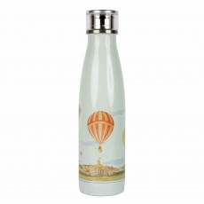 Built V & A 500ml Double Walled Stainless Steel Water Bottle Hot Air Balloon