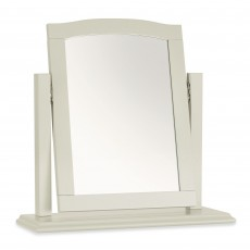 Julie Vanity Mirror Painted Grey