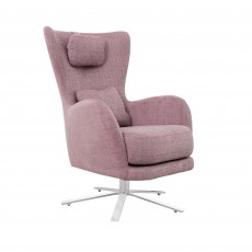 Fama Kylian Swivel Armchair Fabric Series 6