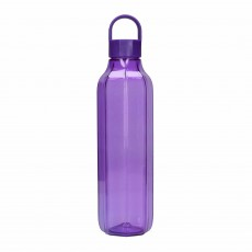 Built 700ml Octagon Water Bottle Purple