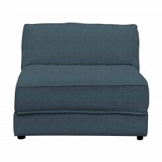 Clint Chair Bed No Arms Fabric