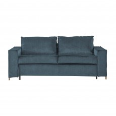 Kitsilano 3 Seater Sofa Bed With Open Coil Mattress Fabric