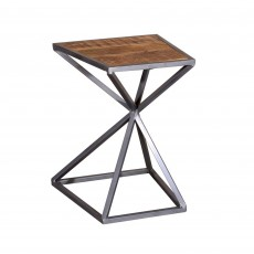 Asem Side/Lamp Table Acacia