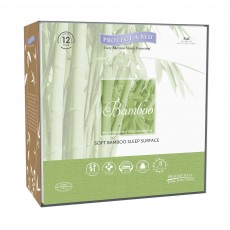 Protect A Bed Bamboo Terry Mattress Protector Waterproof