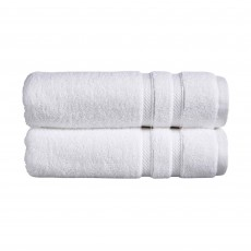 Christy Chroma Towel White