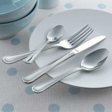 Amefa Florida Bead 24 Piece Cutlery Set