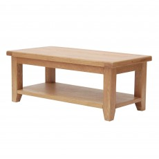 Holly Large Coffee Table Oak