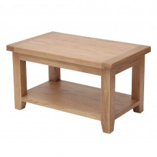 Holly Small Coffee Table Oak