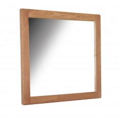 Holly Vanity Mirror Oak