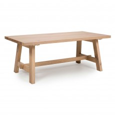Bergen Coffee Table Oak