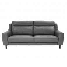 Cannetto 3 Seater Sofa Leather Category 20