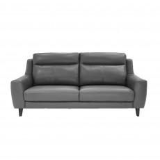 Cannetto 2.5 Seater Sofa Leather Category 20