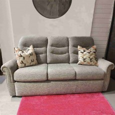 Holmes 3 Seater Sofa Fabric (Available in Galway & Kilkenny) WAS €1,598 NOW €1,049