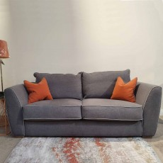 Henderson 3 Seater Sofa Fabric (Available in Galway & Kilkenny) WAS €2,949 NOW €1,949