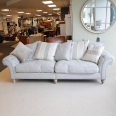 Cabana 4+ Seater Fabric Sofa (Available in Galway & Kilkenny) WAS €2,089 NOW €1,379