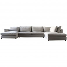 Montevideo 4+ Seater Corner Sofa with Chaise LHF