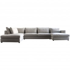 Montevideo 4+ Seater Corner Sofa with Chaise RHF