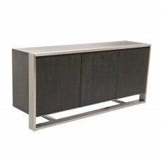Chianti 3 Door Sideboard Walnut