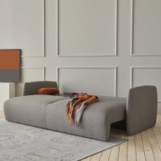 Innovation Living Salla 3 Seater Sofa Bed Fabric