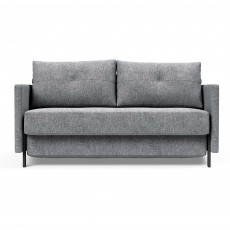 Innovation Living Alisa 2 Seater Sofa Bed With Arms Fabric