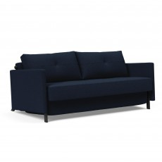 Innovation Living Alisa 2.5 Seater Sofa Bed With Arms Fabric