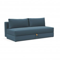 Innovation Living Osvald 3 Seater Slyder Sofa Bed Fabric