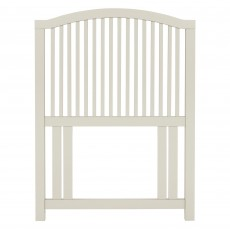 Julie Slatted Headboard Painted Off White