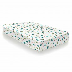 Cosatto Dragon Kingdom Single Fitted Sheet (Twin Pack) Multi-Coloured