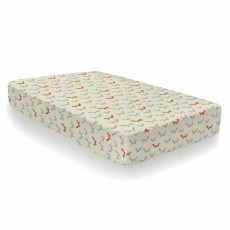 Cosatto Mister Fox Single Fitted Sheet (Twin Pack) Multi-Coloured