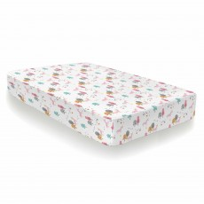 Cosatto Unicorn Land Single Fitted Sheet (Twin Pack) Multi-Coloured