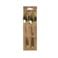 Tablespoon (Set Of 2) Gold