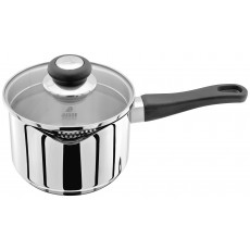 Judge Vista 16cm Draining Glass Lid Saucepan
