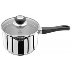 Judge Vista 18cm Draining Glass Lid Saucepan